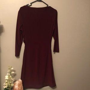 Long sleeve Ralph Lauren dress